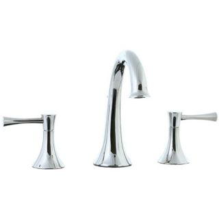 Cifial 245.150.721 Brookhaven Double Lever Handle Hi Arch Lavatory Faucet in Polished Nickel