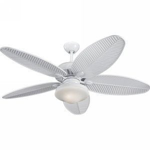 Monte Carlo MON 5CU52WH Cruise White  Ceiling Fans Lighting