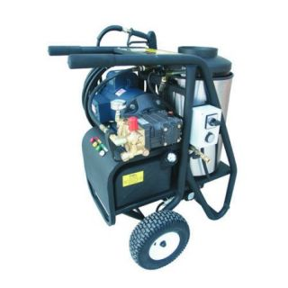 Cam Spray SH Series 1500 PSI Hot Water Electric Diesel Pressure Washer