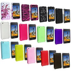 INSTEN Snap on Plastic Anti scratch Protective Phone Case Cover for