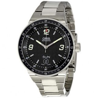Oris Williams F1 Stainless Steel Mens Automatic Watch 635 7595 4164MB