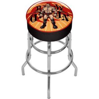 Trademark WWE Kids Randy Orton Padded Bar Stool WWE1000 RO K
