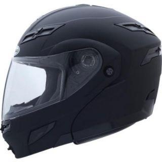 Gmax GM54S Solid Street Helmet Flat Black XS
