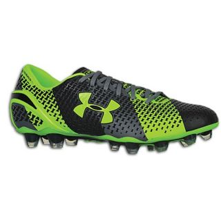 Under Armour ClutchFit Force FG   Mens   Soccer   Shoes   White/Steel/After Burn