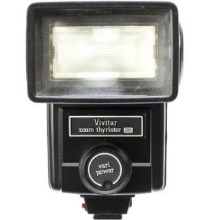 Used Vivitar  285HV Auto Flash Not HV Model