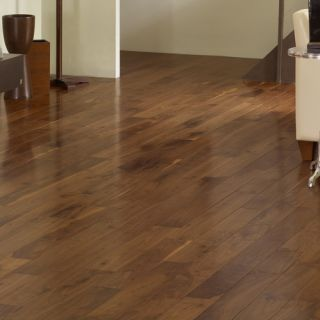 Somerset Floors Character 3 1/4 Engineered Walnut Hardwood Flooring