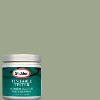 Glidden Premium 8 oz. Frosted Pine Interior Paint Tester GLG24  D8