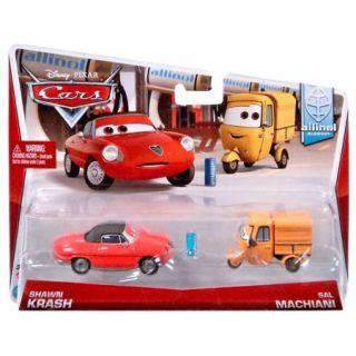CARS 2PK PACK 10