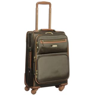 Rockland Wave 20 inch Expandable Carry On Hardside Spinner Upright