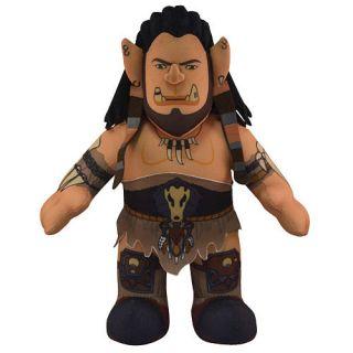 Bleacher Creatures Legendary Pictures 10 inch Plush Figure   Warcraft Durotan    Bleacher Creatures