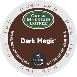 Green Mountain Coffee Dark Magic Extra Bold K Cups for Keurig Brewers