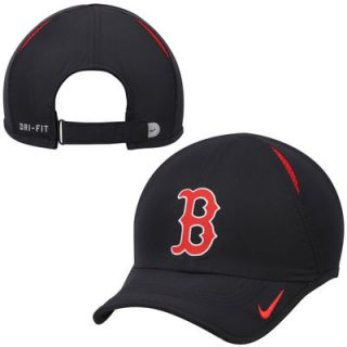 Boston Red Sox Nike Featherlight 2.0 Performance Slouch Adjustable Hat   Navy