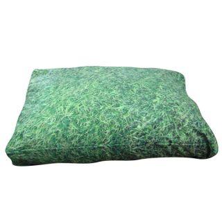 Dogzzzz Grass Green Rectangular Dog Bed