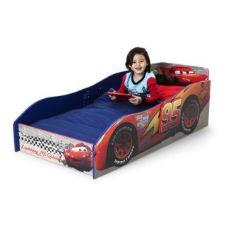 Delta Children Disney Pixar Cars Convertible Toddler Bed