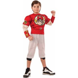WWE John Cena Child Halloween Dress Up / Role Play Costume