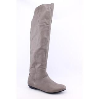 Chinese Laundry Womens Night Owl Leather Boots (Size 7.5 )
