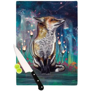 There is a Light Cutting Board by KESS InHouse
