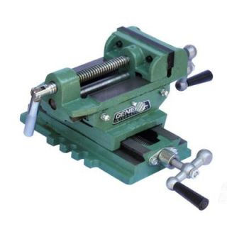 General International 5 in. Cross Vise 95 500