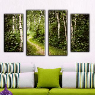 Picture Perfect International Forest by Elena Elisseeva 4 Piece