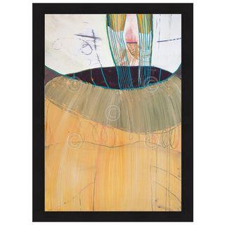 Veronica Bruce Just Underneath Framed Art Print   15890298