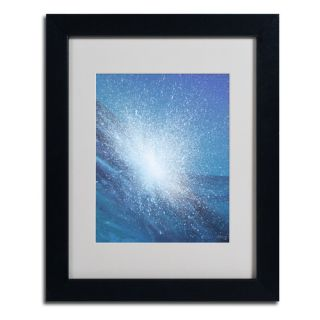 Sea Picture VI 2008 by Alan Byrne Matted Framed Painting Print
