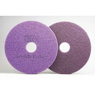 SCOTCH BRITE 17 Diamond Floor Pad in Purple