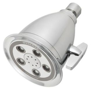 Speakman Hotel 3 Spray 3.25 in. Massage Showerhead in Brushed Chrome S 2005 HB BC