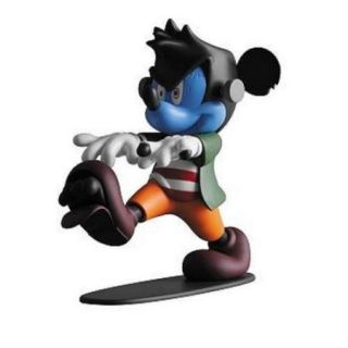 "Disney Mickey Mouse As Monster Version 3"" PVC Ultra Detail Figure"