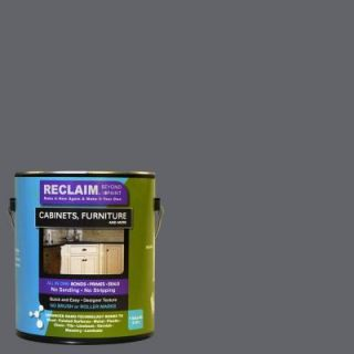 RECLAIM 1 gal. Pewter All in One Multi Surface Cabinet, Furniture and More Refinishing Paint RC20
