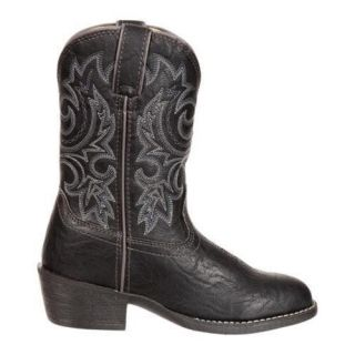 Childrens Durango Boot BT278 8in Pull On Black   16422434