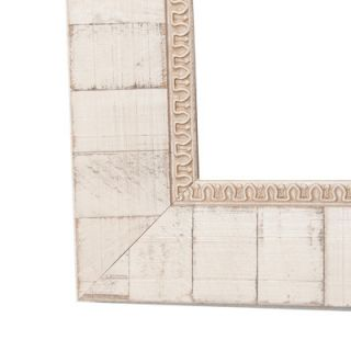 Rayne Mirrors Jovie Jane Tuscan Ivory Full Length Beveled Body Mirror