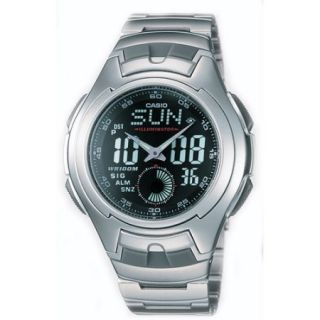 Casio Men's Electro Luminescent Analog Digital Sport Watch