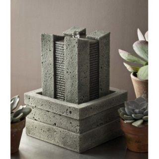 Campania International Garden Terrace Cast Stone Fountain