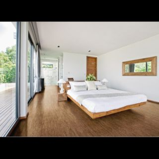 Wicanders Corkcomfort 5 1/2 Engineered Cork Hardwood Flooring in