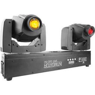 CHAUVET Intimidator Spot Duo LED Moving INTIMIDATOR SPOT DUO 150