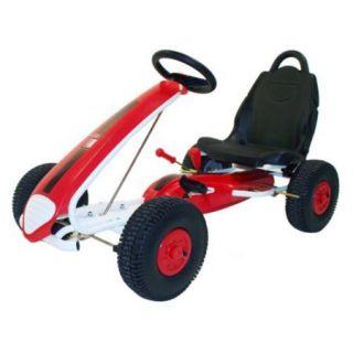 Kiddi o Aero Racer Pedal Car