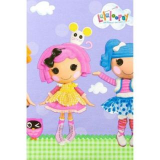 Lalaloopsy Table Cover (Each)   Party Supplies