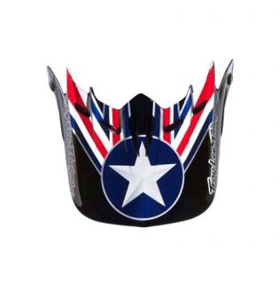 Troy Lee Designs D2 Air Strike Visor