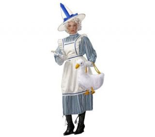 Mother Goose Adult Costume —