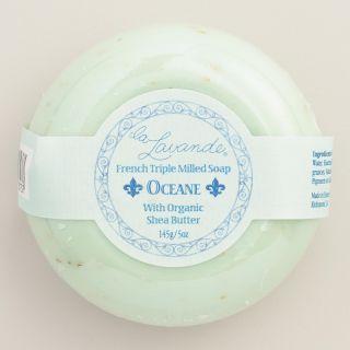 La Lavande Ocean Bar Soap, Set of 2