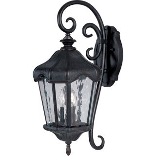 Maxim MAX 40274WGOB Garden VX Oriental Bronze  Outdoor Sconce Lighting