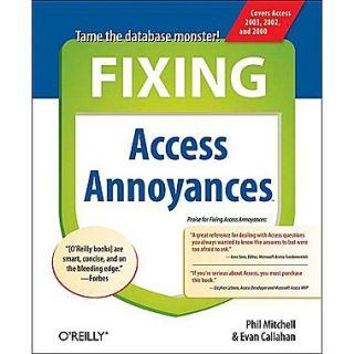 OReilly Media Fixing Access Annoyances Book