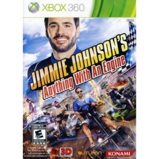 Jimmie Johnson's Anything With An Engine   Xbox 360