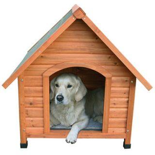 TRIXIE Log Cabin Dog House   Large