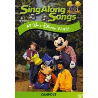 Sing Along Songs At Walt Disney World: Campout (Full Frame)