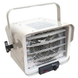 Dr Infrared Heater 6000 Watt Portable Commercial Industrial Hardwire Fan Heater with Adjustable Air Flow DR966