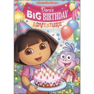 Dora The Explorer: Dora's Big Birthday Adventure (Pop Up Packaging) (Full Frame)