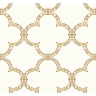 York Wallcoverings 60.75 sq. ft. Pattern Play Serendipity Wallpaper HS2058