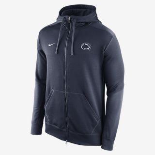 Nike KO Chain Fleece Full Zip (Penn State) Mens Hoodie.