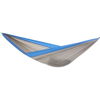 Byer of Maine as Easy Traveller Cascade Blue Fabric Hammock